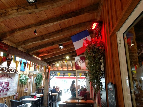 Lacanau, Francja: Le Darjeeling