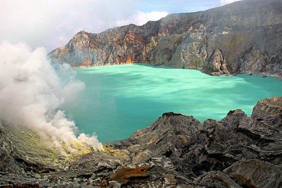 Bromo Ijen Crater Tour