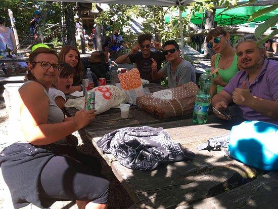 Esploraria: Un bel pomeriggio in compagnia divertendosi in modo sano con organizzazione fantastica