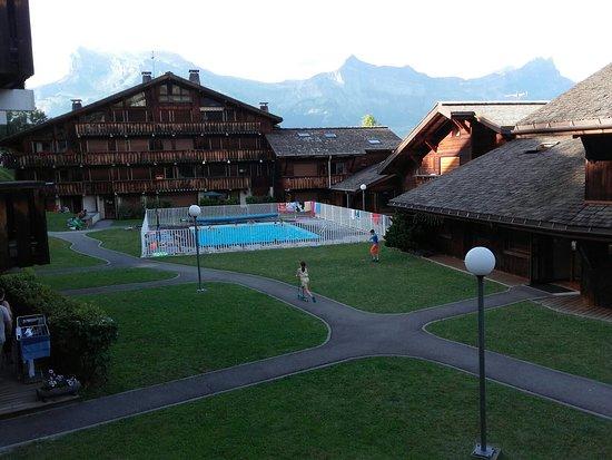 Haute-Savoie, France: Propriété, mer de glace, col des Lindarets