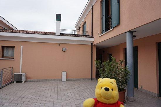 Foto de BEST WESTERN Titian Inn Hotel Venice Airport