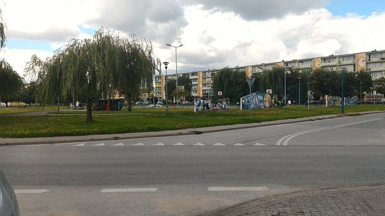 Widok Skate Park