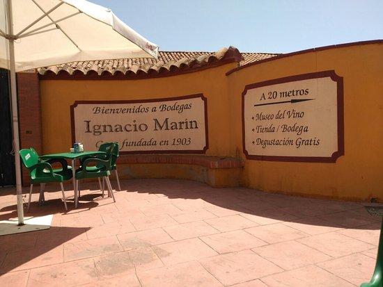Cariñena, España: Bodegas Ignacio Marin