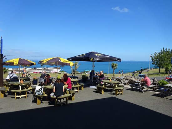 Royal Carvery: Another view out to sea