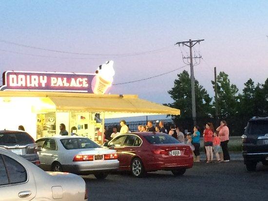 Dairy Palace Bild