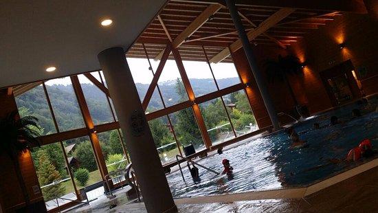 Val-d'Illiez, Suiza: Indoor pool