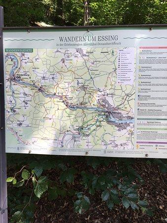 Essing, ألمانيا: Tropfsteinhöhle Schulerloch