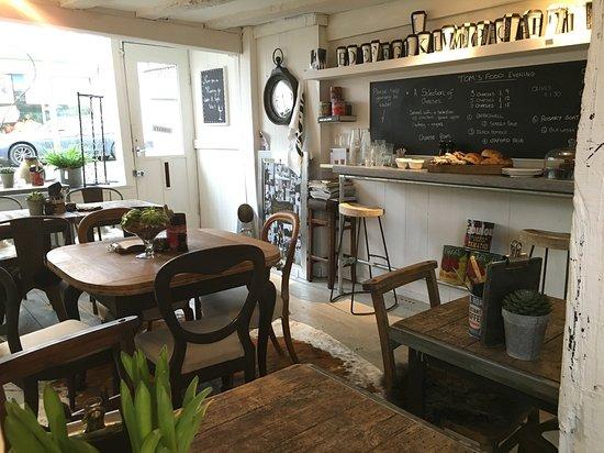 Cuckfield, UK: Main Room