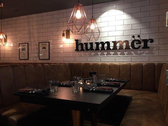 Restaurang Halmstad Hummeor
