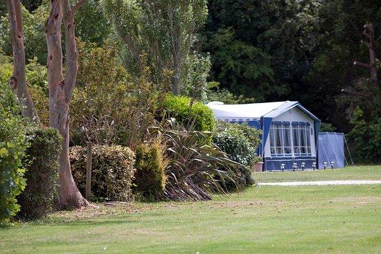 Goonhavern, UK: seasonal pitches