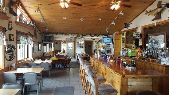 Onamia, MN: Rockman's Bar & Grill at Rocky Reef Resort