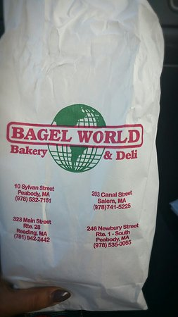 Bagel World Bakery and Deli
