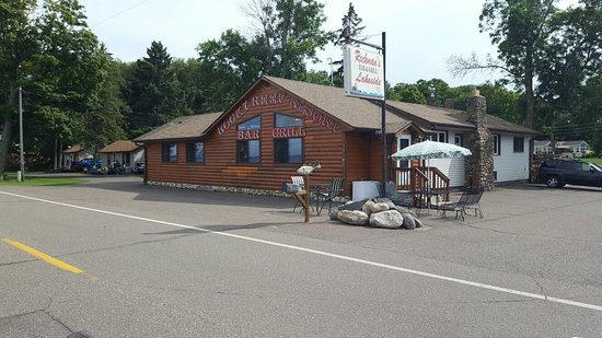 Onamia, MN: Rockman's Bar & Grill at Rocky Reef Resort
