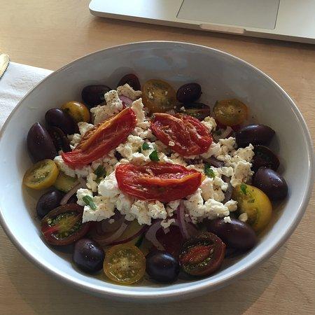 Rivergreen Centre Cafe : Greek Salad