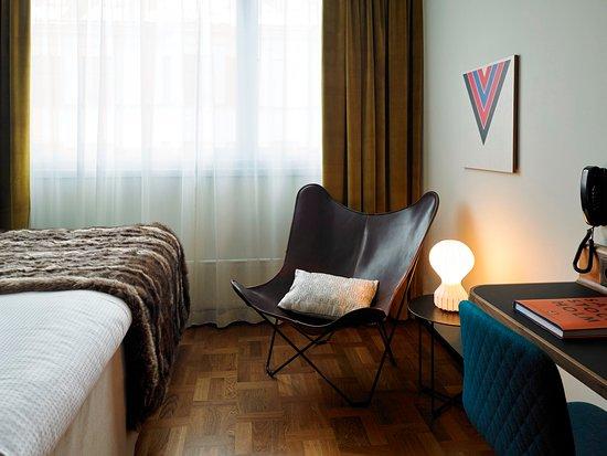 Clarion Hotel Amaranten: Standard Single Room