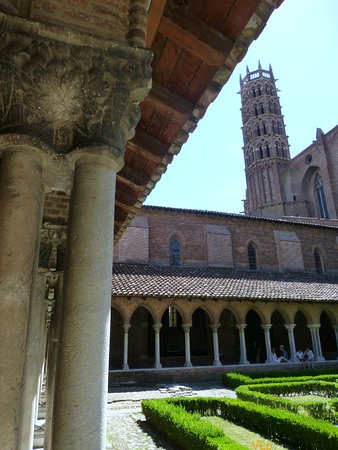 Cloitre du couvent des jacobins toulouse photo de visites guid es de l 39 office de tourisme de - Office de tourisme de toulouse ...