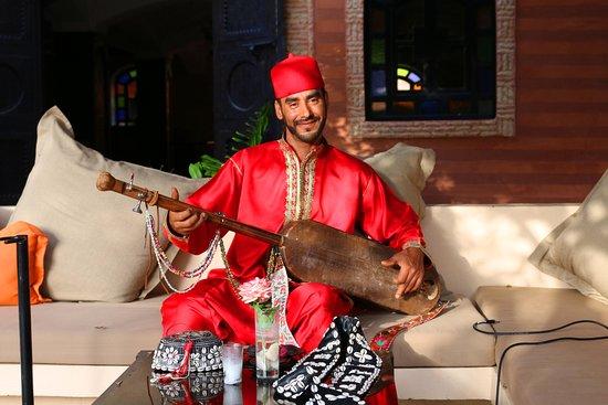 Oulad Teima, Marocko: Gnaoui