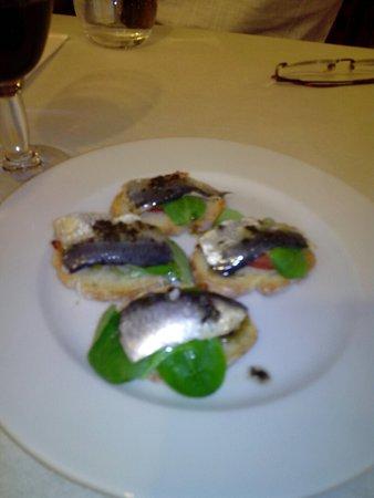 Cistella, Spanyol: Des entrées mmmm