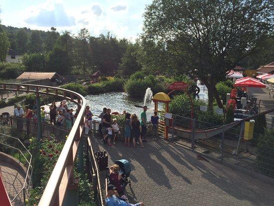 Wehrheim, เยอรมนี: See mit Sprungboot