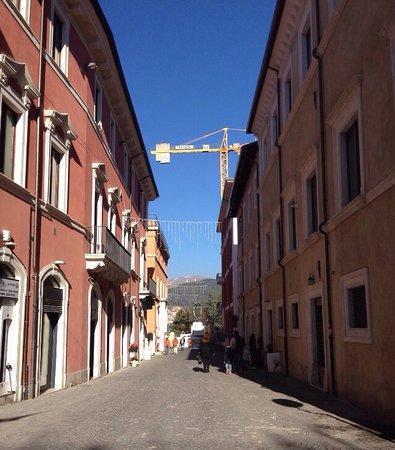 Corso Vittorio Emanuele II (L'Aquila)