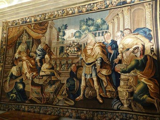 Tapisserie D Aubusson Fin Xiie Picture Of Palais Lascaris Nice