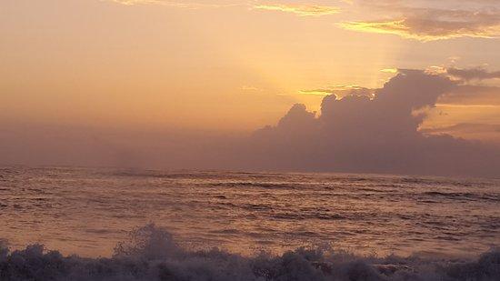 Marari Beach: Evening view