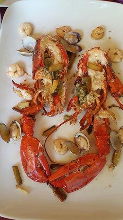 La Alberca, Spanien: Restaurante La Balsa Redonda del Valle