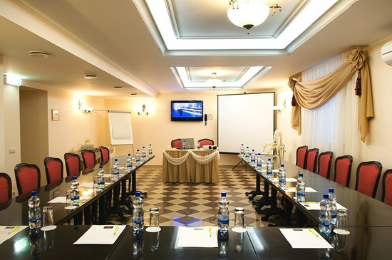 Rixwell Old Riga Palace Hotel: Conference
