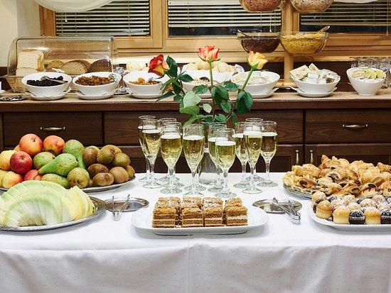 Rixwell Old Riga Palace Hotel: Breakfast