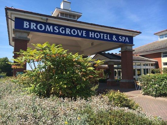 โรงแรมฮิลตัน เบอร์มิงแฮม บรอมส์กรูฟ