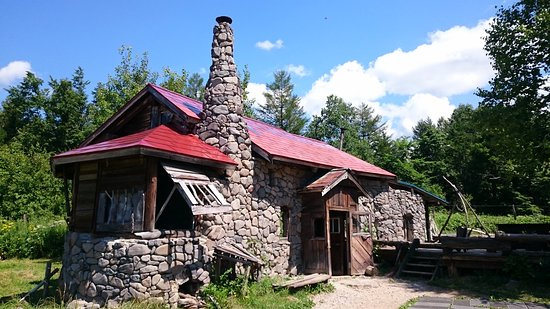 五郎的石之家
