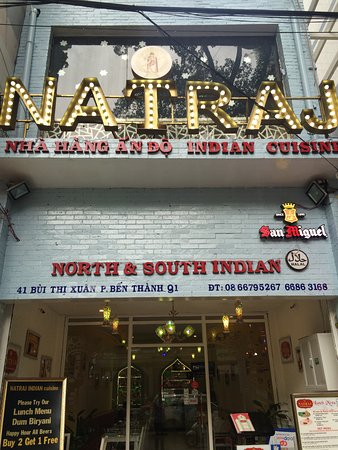 Indian Restaurants In Ho Chi Minh City District