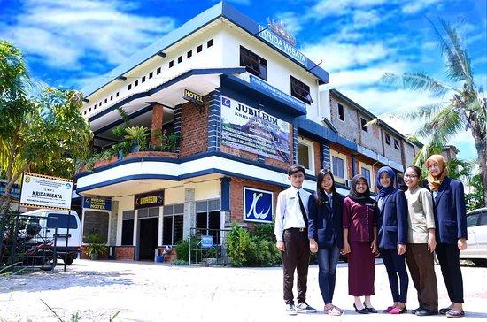 Krida Wisata Hotel Bandar Lampung Indonesia Ulasan