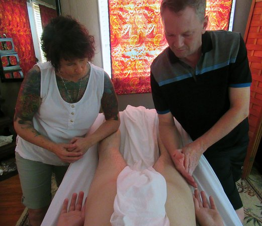 4 Hand Massage with 2 Therapists at Cool River Massage in Port Richey, FL