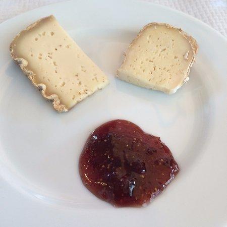confiture de figues avec quel fromage