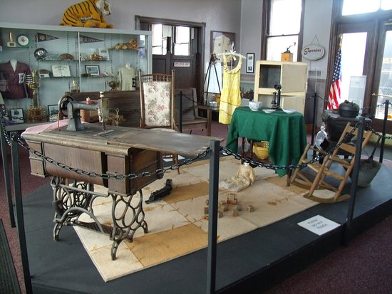 Bessemer, AL: One of the Exhibit Rooms