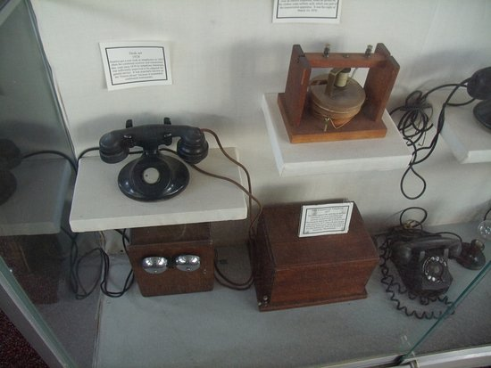 Bessemer, AL: Some of the phones on display