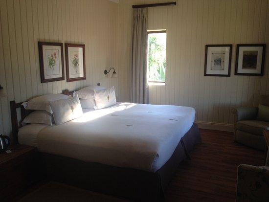 Bergville, Güney Afrika: Very confortable bedroom