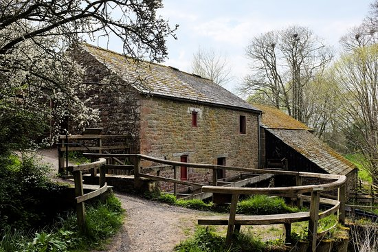 Temple Sowerby, UK: Watermill