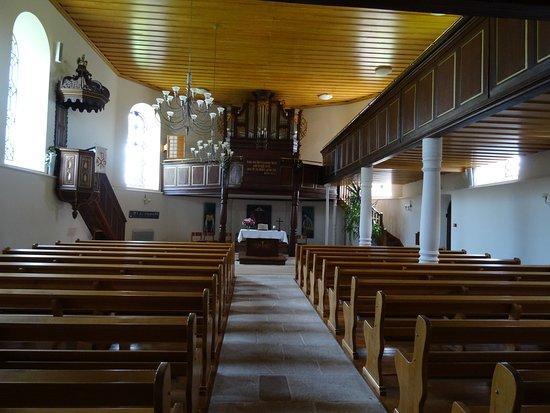 Kuhlendorf, France : Eglise