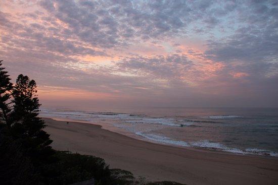 Wilderness, Güney Afrika: Sea view