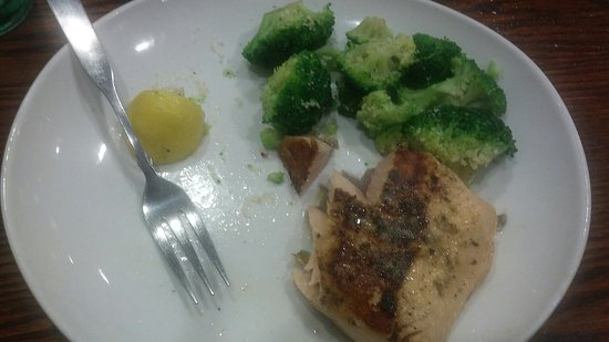 Lawrenceville, NJ : Herb salmon