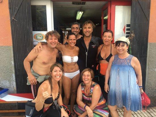 Buceo Tenerife: Genial, repetiré seguro