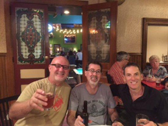 Hotel Crittenden : Fellow adventure riders from Ontario to Virginia.