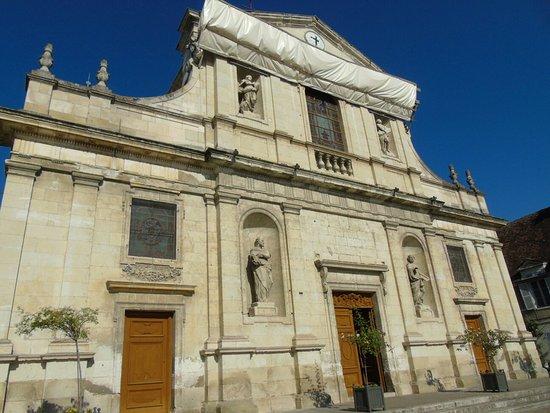 Église Notre Dame de Richelieu