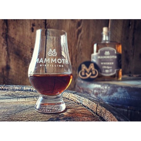 Central Lake, MI: Mammoth Whiskey