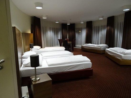 Novum Hotel City B Berlin Centrum: chambre