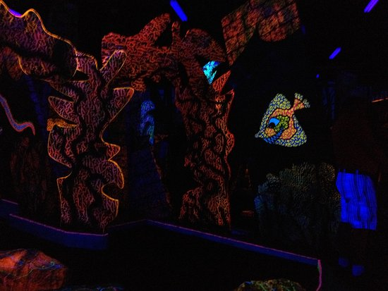 Putt Mini Golf: Under the sea...