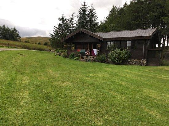 Ravenstonedale, UK: Artlegarth Lodges - Mallard Lodge