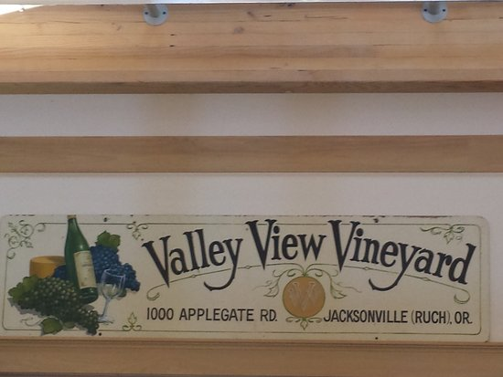 Valley View Winery: Valley View